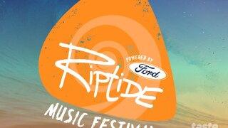 CONCERT ALERT: Riptide Music Festival lineup announced
