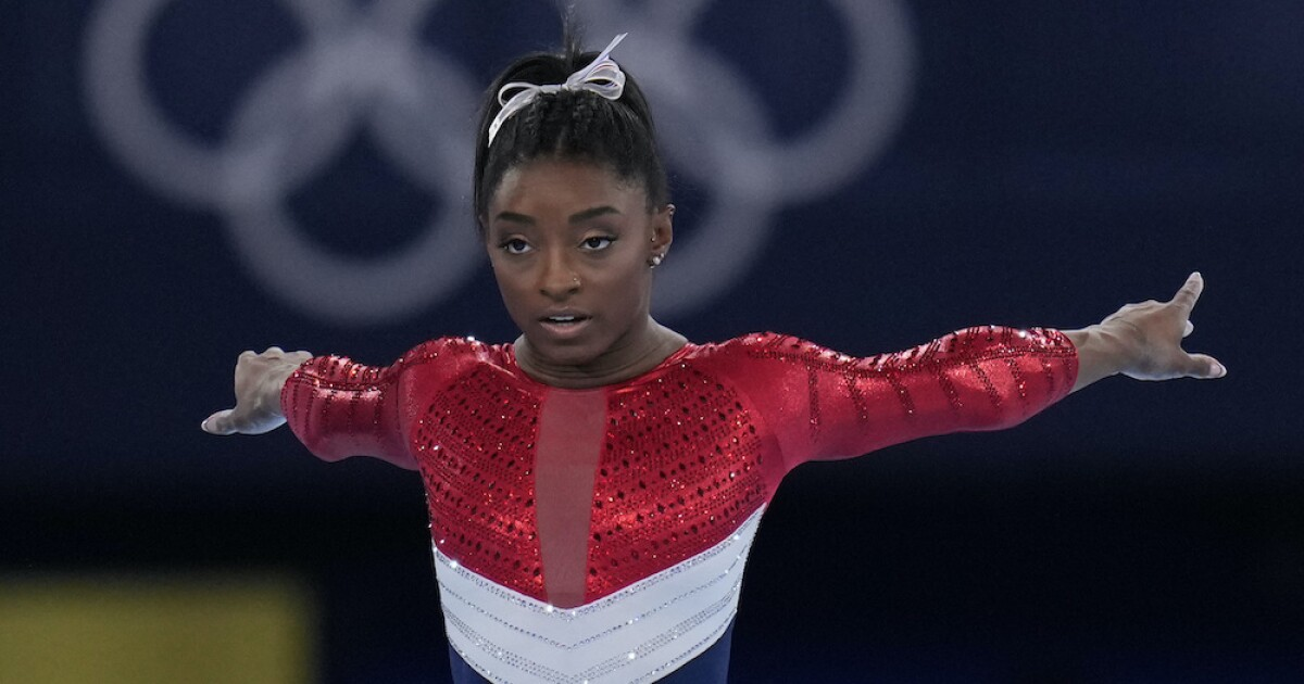 Texas' deputy AG apologizes for tweeted calling Simone Biles 'childish,' 'national embarrassment'