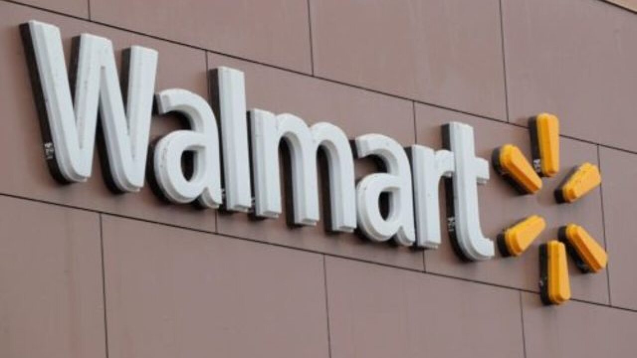 Walmart tightens its opioid prescription policies