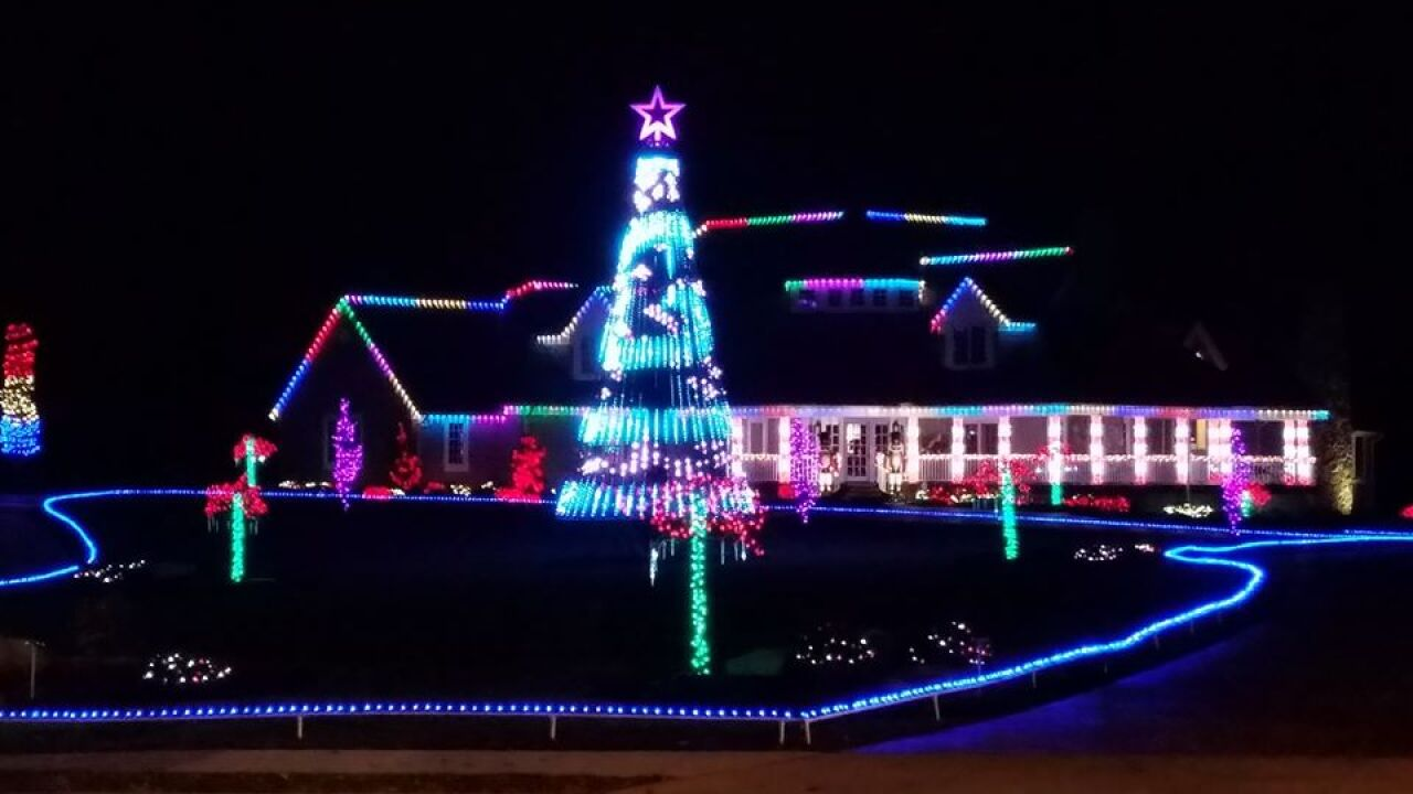 The Best Christmas House Lights In Northeast Ohio
