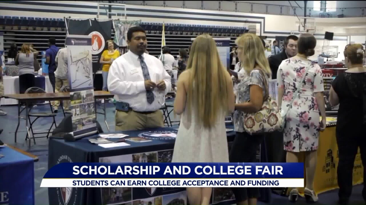 Hampton Roads scholarship fair offers free help for collegetuition