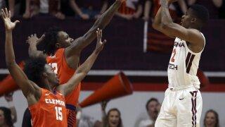 Virginia Tech basketball's Landers Nolley II