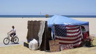 LA passes measure limiting homeless encampment