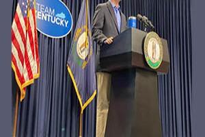 Gov. Beshear holds Thursday news conference