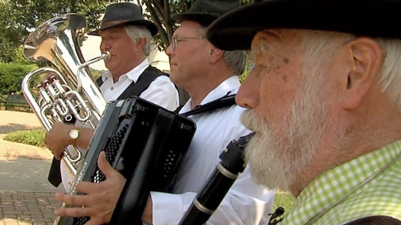 Band has played at Oktoberfest for decades