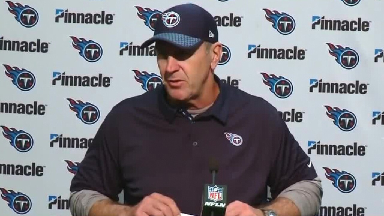 Titans Fans React To Departure Of Head Coach Mike Mularkey