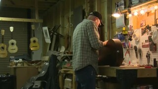 Celebrate Tennessee: Custom Guitars Made Locally