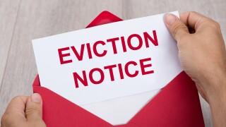 Eviction scam targets scaredrenters