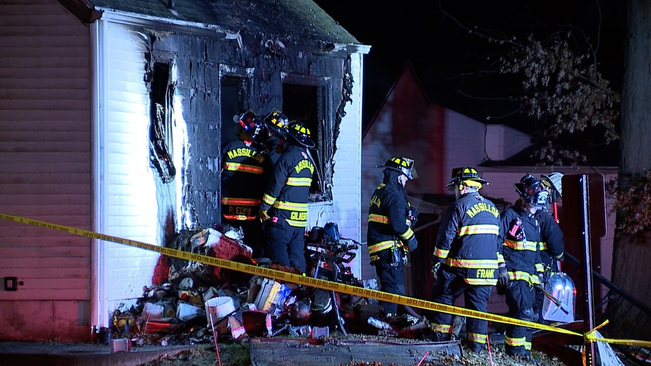 Massillon fatal fire