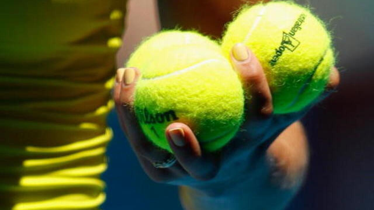 Is a tennis ball green or yellow? The internet can't decide