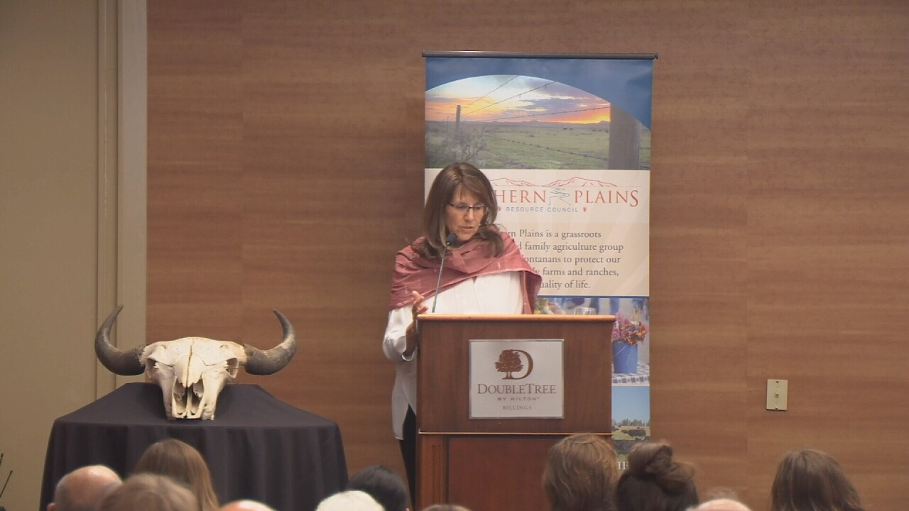 Northern Plains director talks about making justice happen
