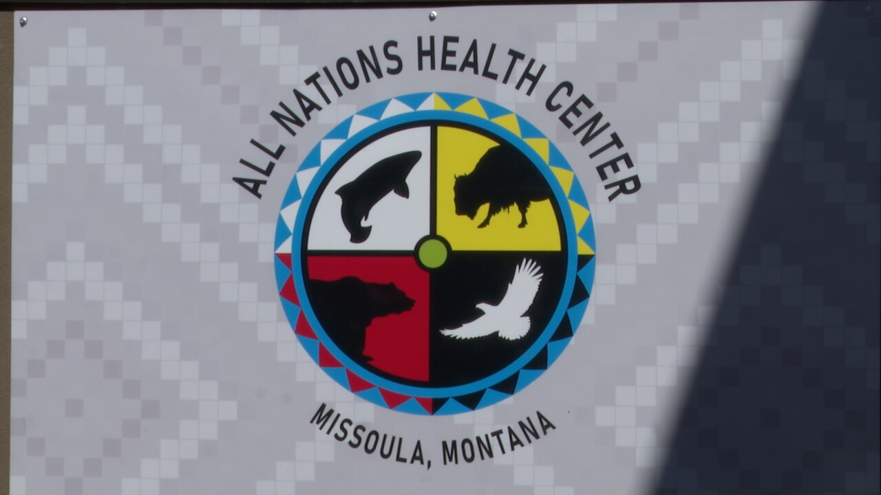 All Nations Health Center online mental health services
