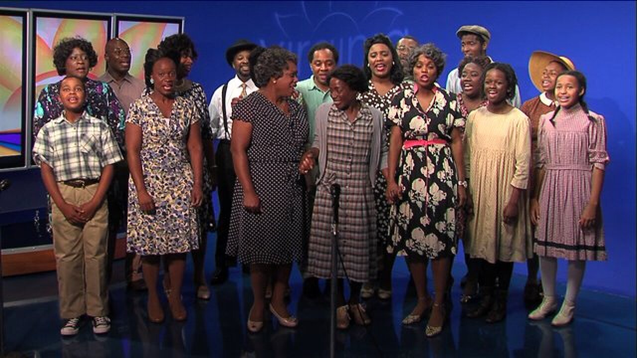 Virginia Repertory Theatre presents 'The ColorPurple'