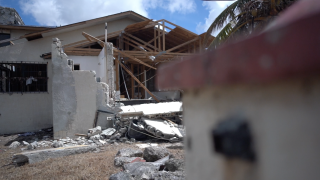 Bahamians rebuild while grieving loss of family members, homes in Hurricane Dorian