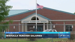 Wakulla County teachers getting pay raises.png