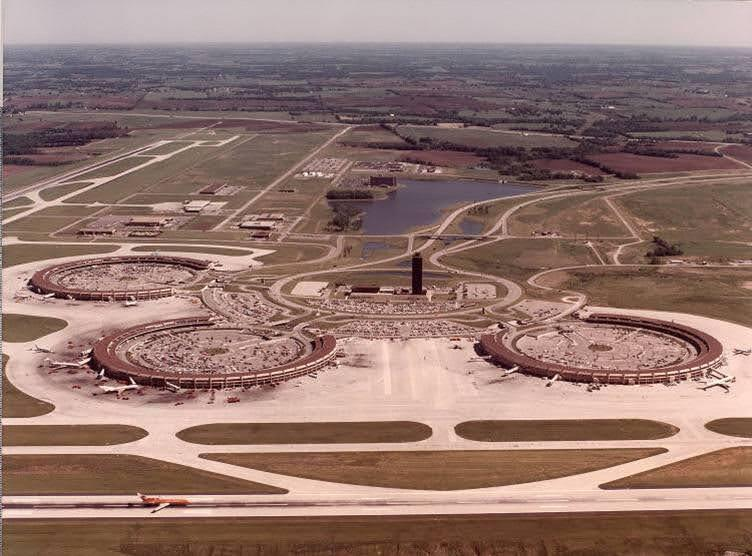 old KCI airport