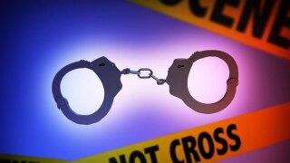 WPTV crime scene handcuffs generic
