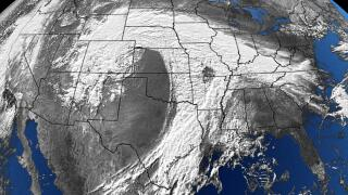 Visible Satellite Picture Sunday Afternoon