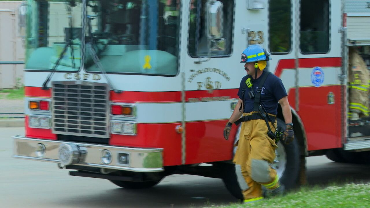 Response times at risk if CSFD can't keep up with city's growth