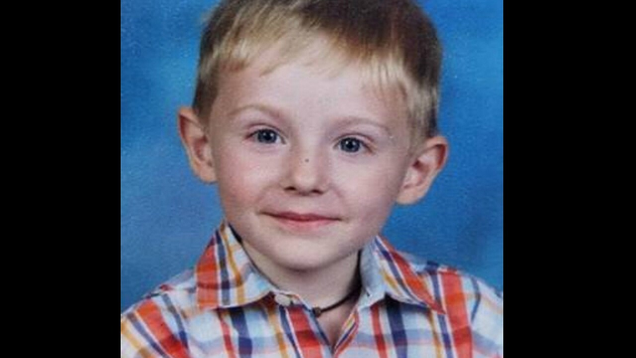 'I just want my baby home, please,' says mother of missing 6-year-old North Carolina boy with autism