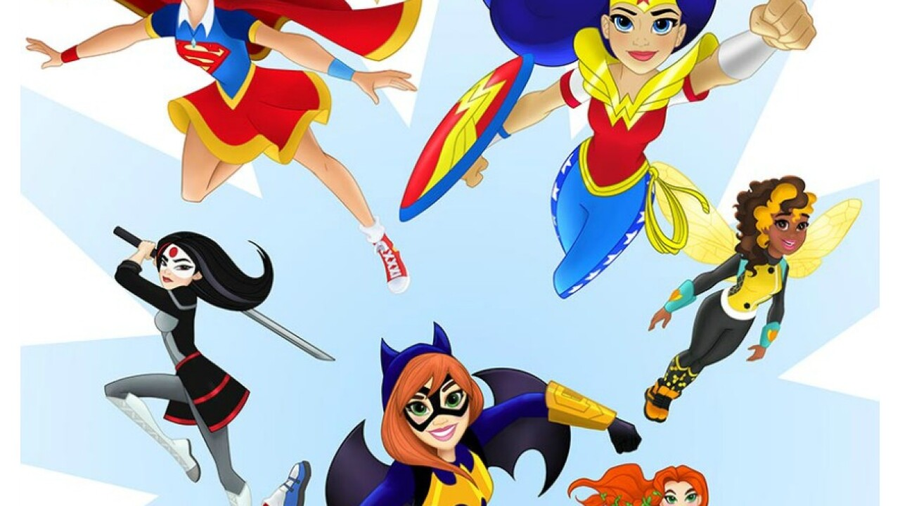 DC Entertainment, Warner Bros. and Mattel announce DC Super Hero Girl