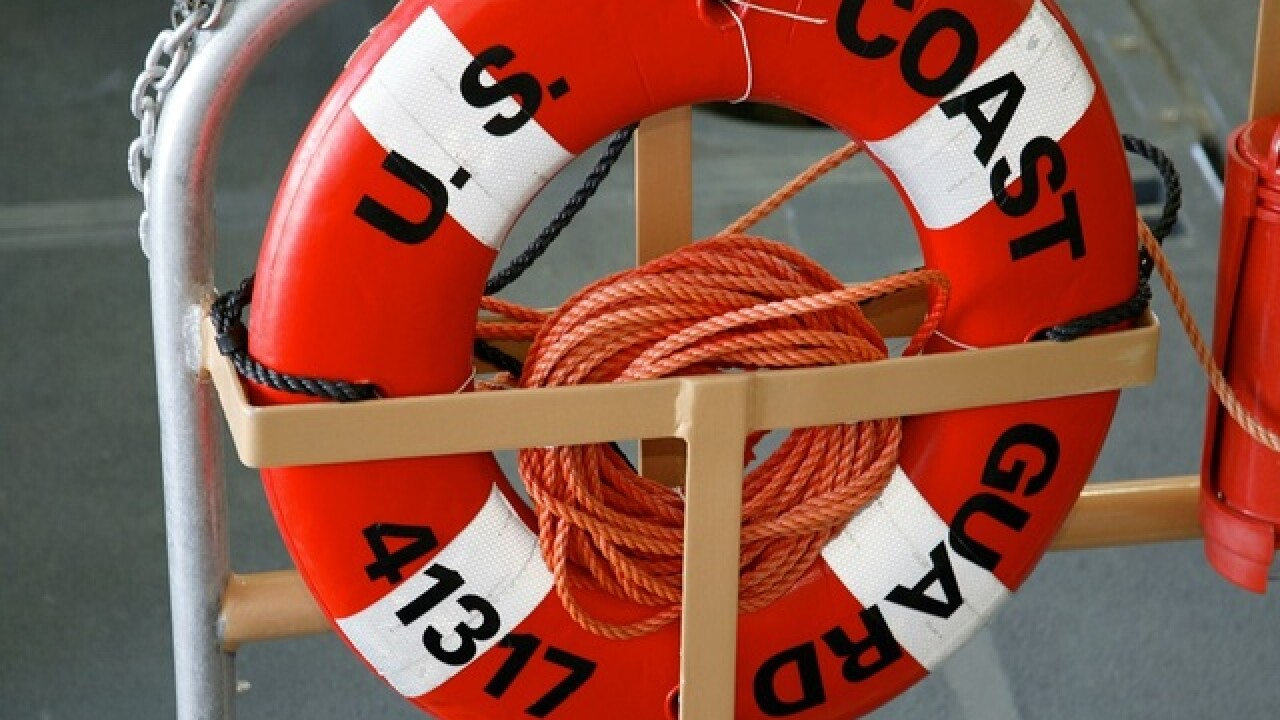 Coast Guard: 46 rescued after abandoning ship in Alaska waters