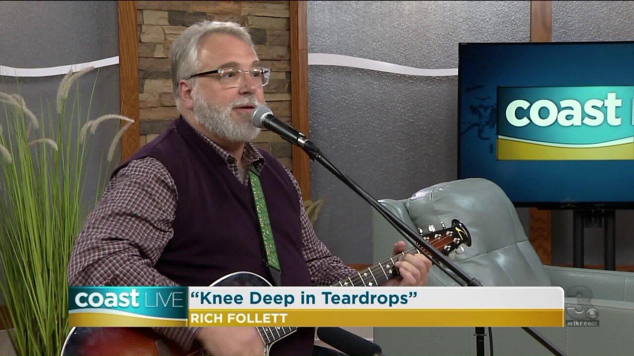 Music Spotlight with Rich Follett on CoastLive