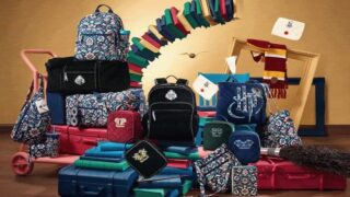 Vera Bradley Just Launched A 'Harry Potter'-themed Bag Collection