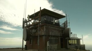 A view from the mountaintop: Looking back at fire towers in Yellowstone