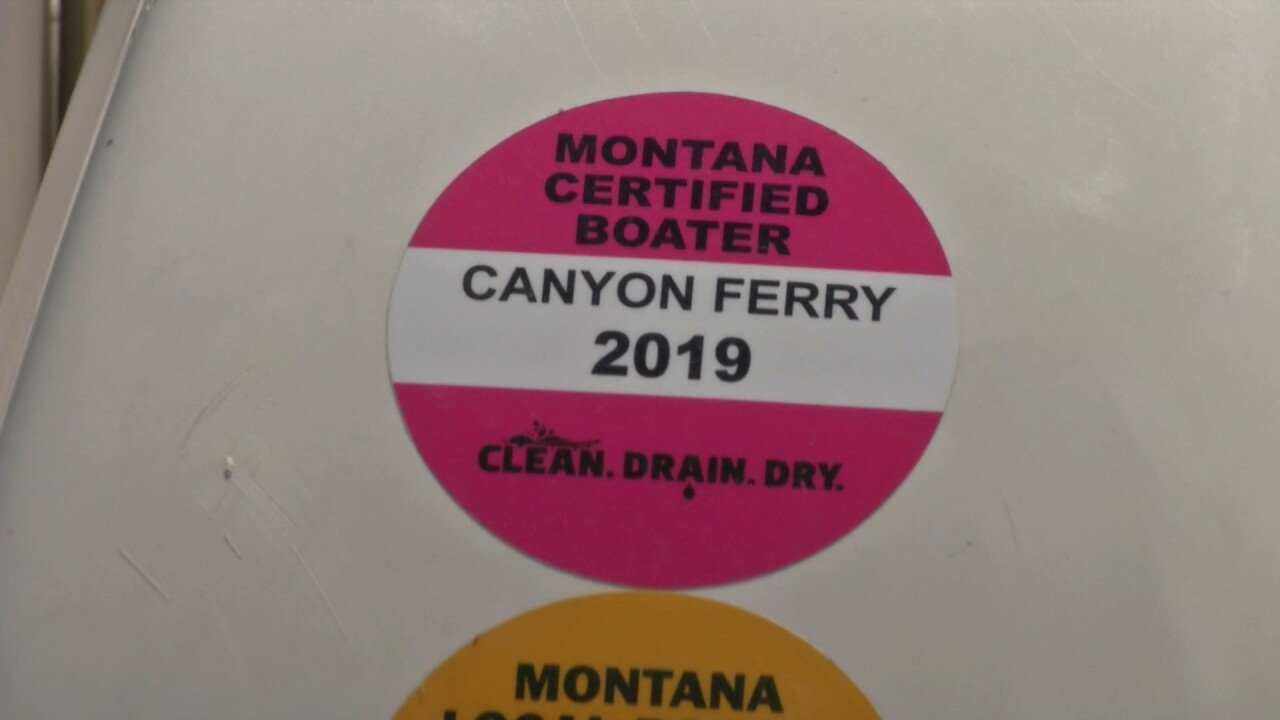 Montana FWP takes public comment before possible end of Canyon Ferry AIS restrictions