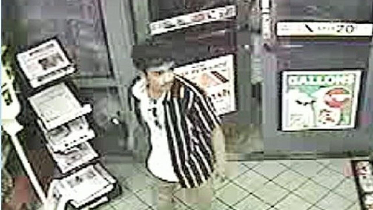 Deputies look for Circle K robbers