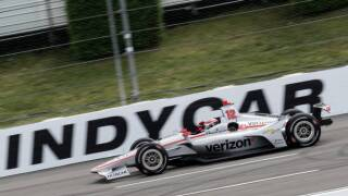Will Power wins shortened Pocono race marred by wreck