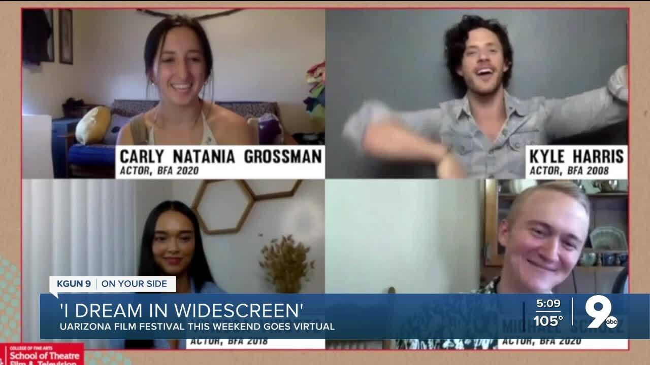 'I Dream in Widescreen' film festival goes virtual