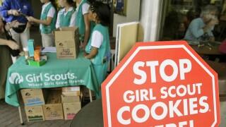 AP A TX USA Scout Cookies