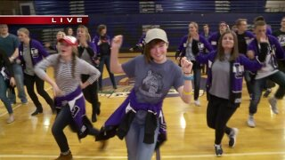 Cool School of the Week Lehi High welcomes Fox 13's Big Budah