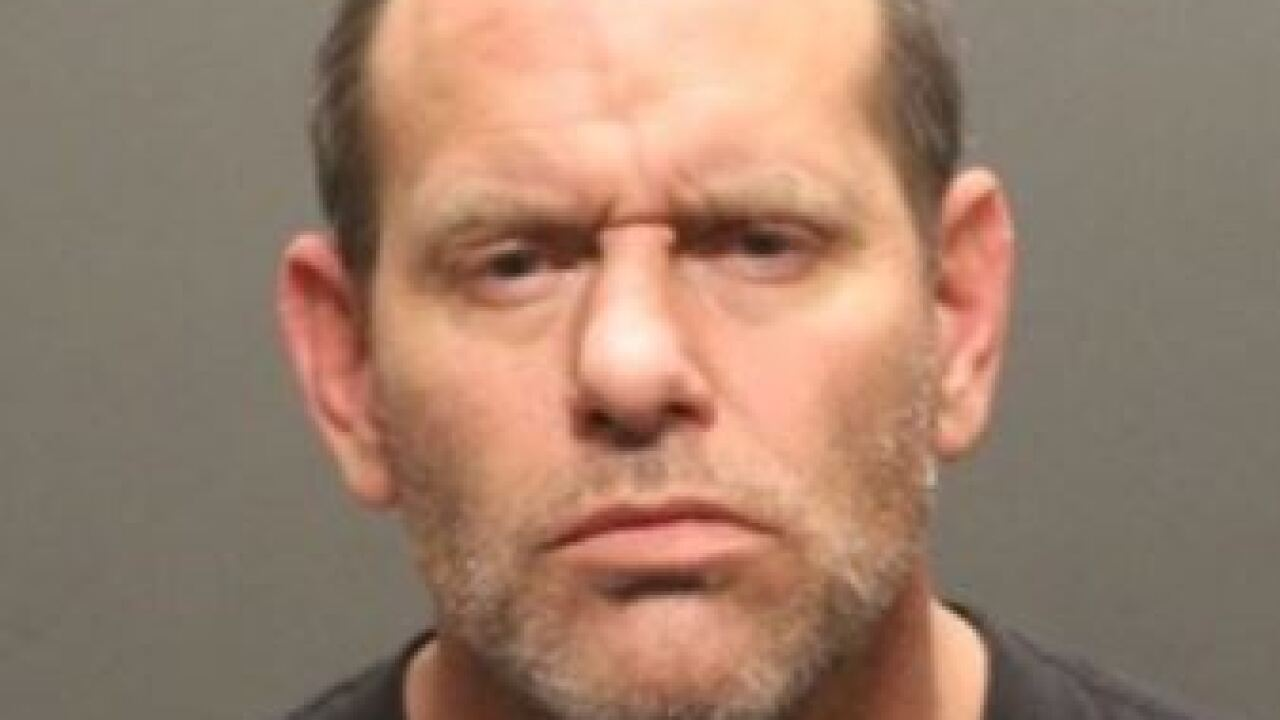 Pima County Sheriff's deputies arrested a man in connection with a fraud investigation.  According to the department, 47-year-old Edwin Clayton Green tried to return stolen merchandise to Petsmart at 7090 N. Oracle Road at 12:30 p.m. Jan. 11.