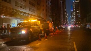 Lights — and AC — are still off for thousands in NYC and Detroit
