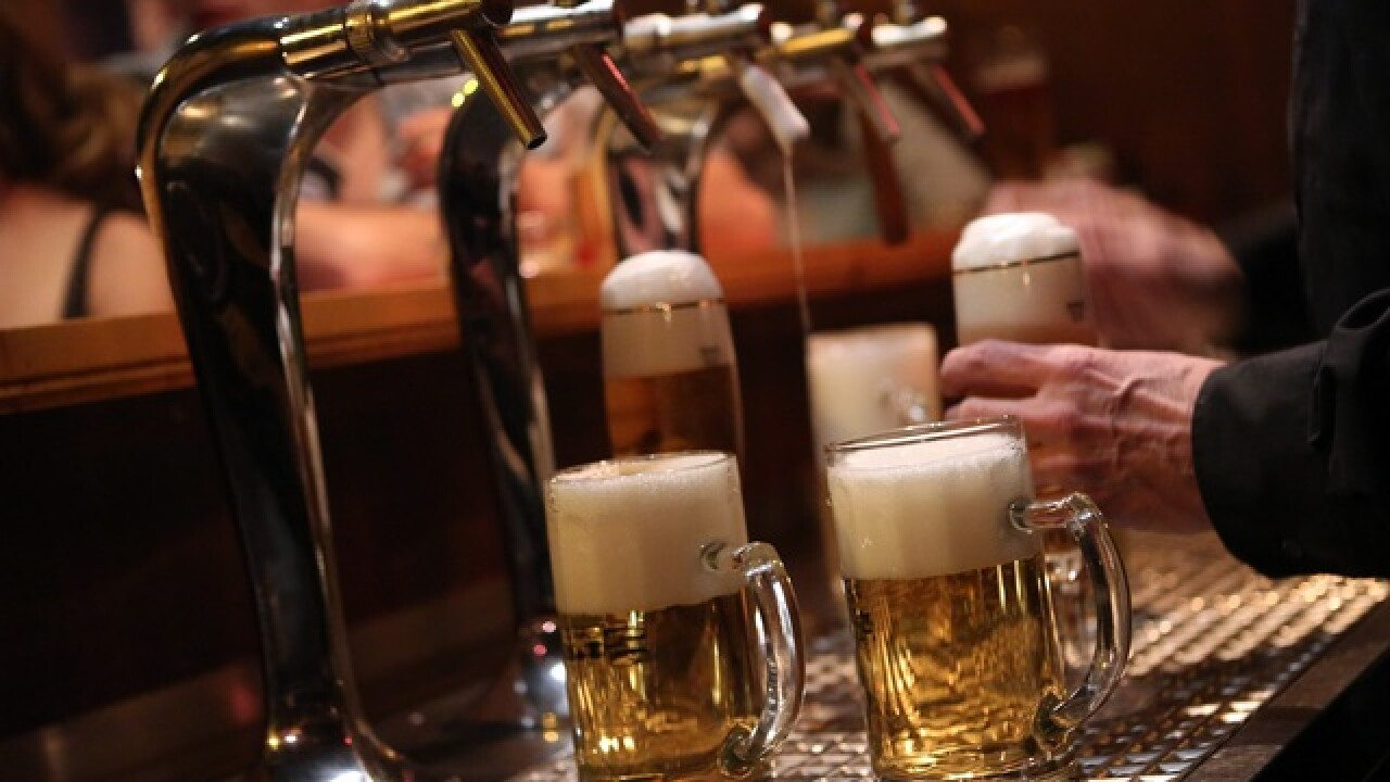 Green Bay named drunkest city in the US