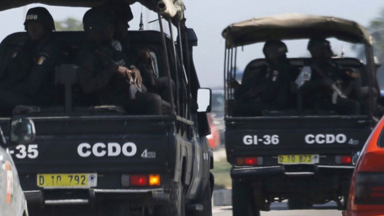 Ivory Coast attack: 14 civilians among the dead