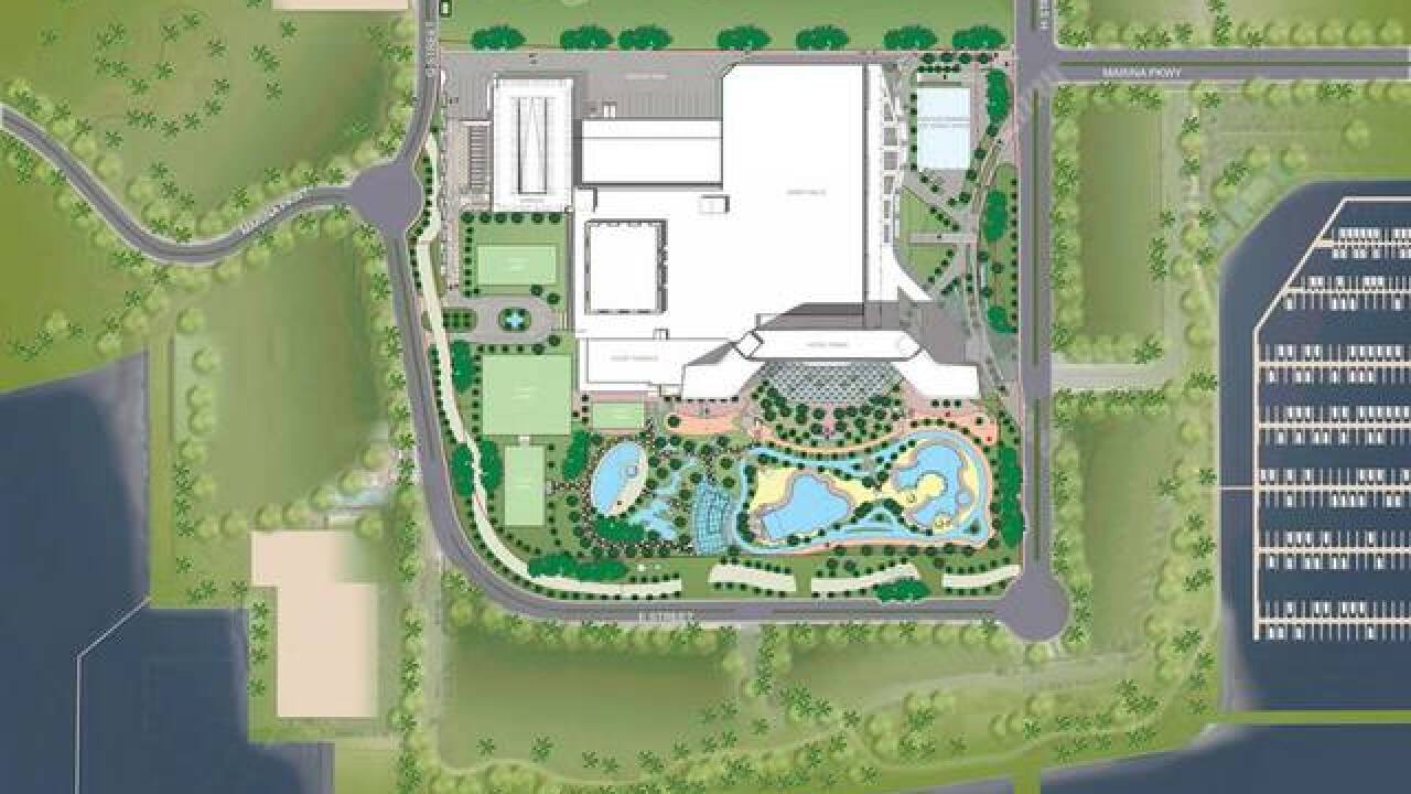 $1B resort & convention center for Chula Vista