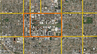 Roads to avoid on University of Arizona move-in day