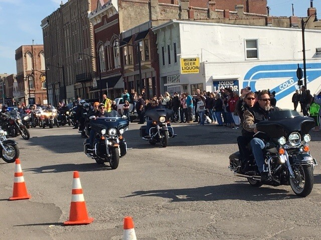 PHOTOS: Motorcycle ride raises money for Delphi murder victims