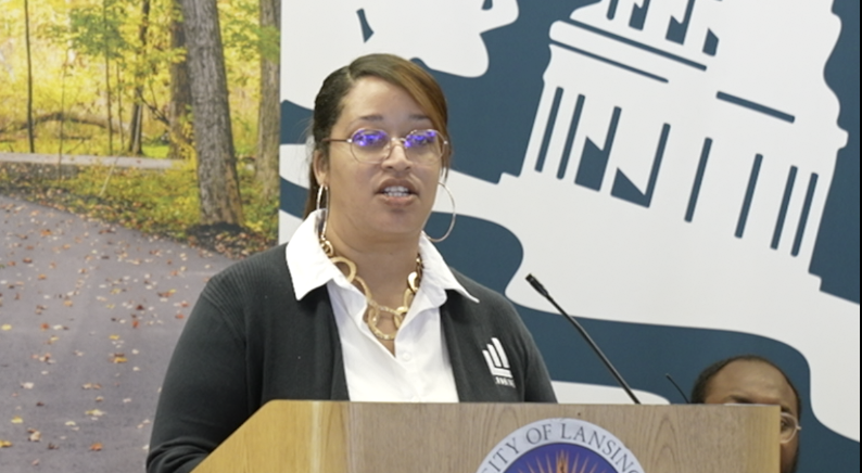 Delisa Fountain/Director, Lansing Department of Neighborhoods and Citizen Engagement
