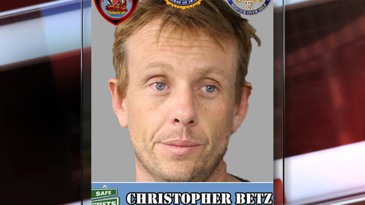 Fugitive Friday: Colorado man has 5 active warrants, 3 of which