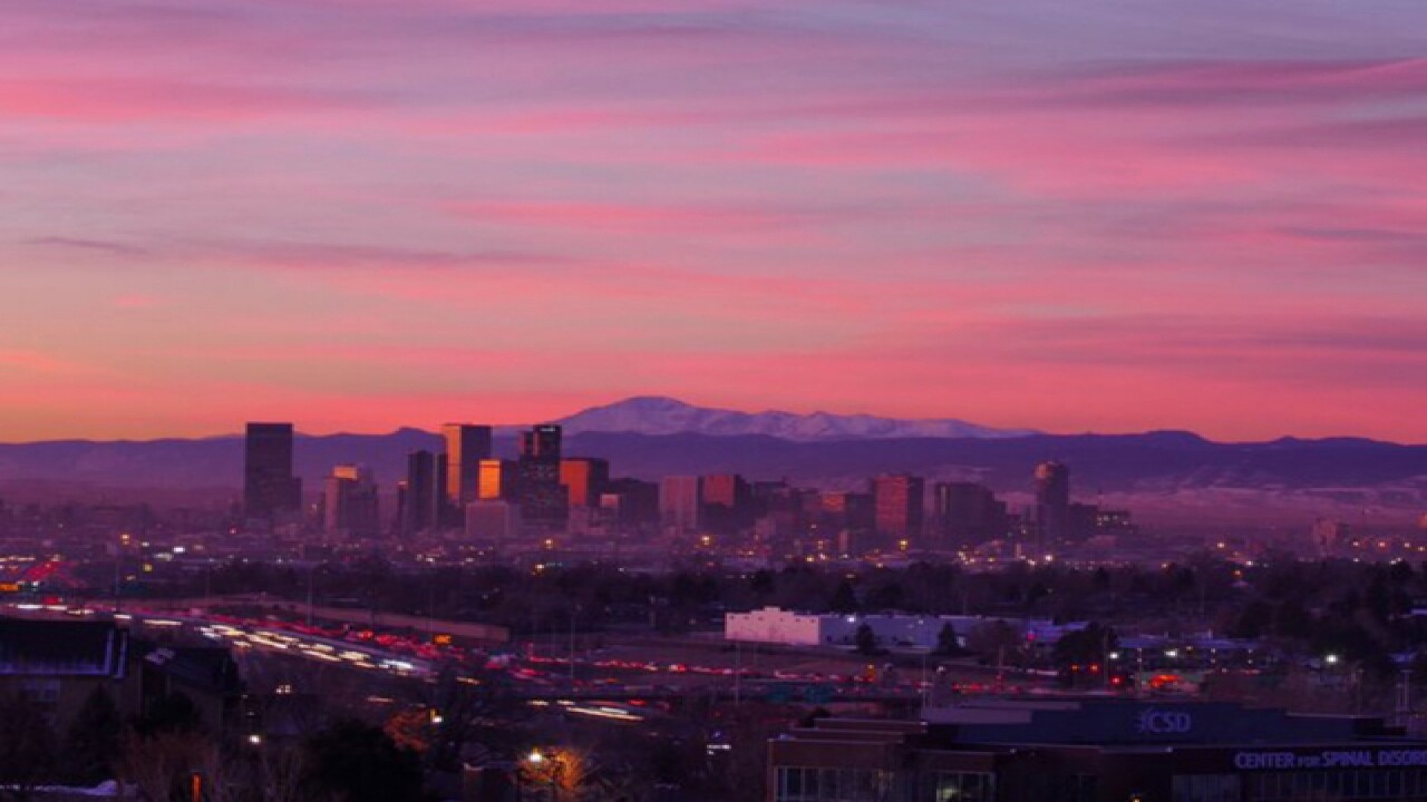 Denver is No. 1 place to live in the country, U.S. News & World Report finds