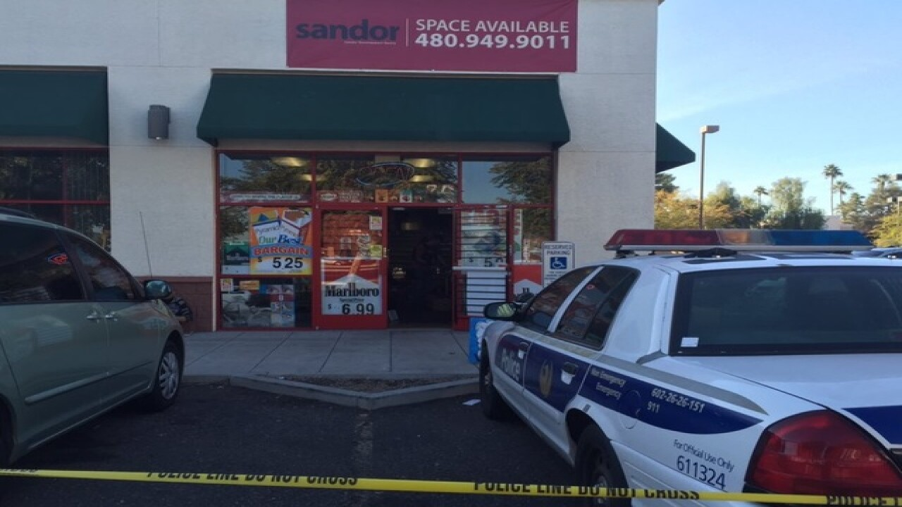Valley smoke shop raided for selling spice