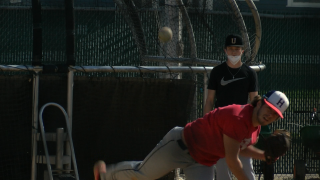 Helena Senators open try-outs after first day rain-out