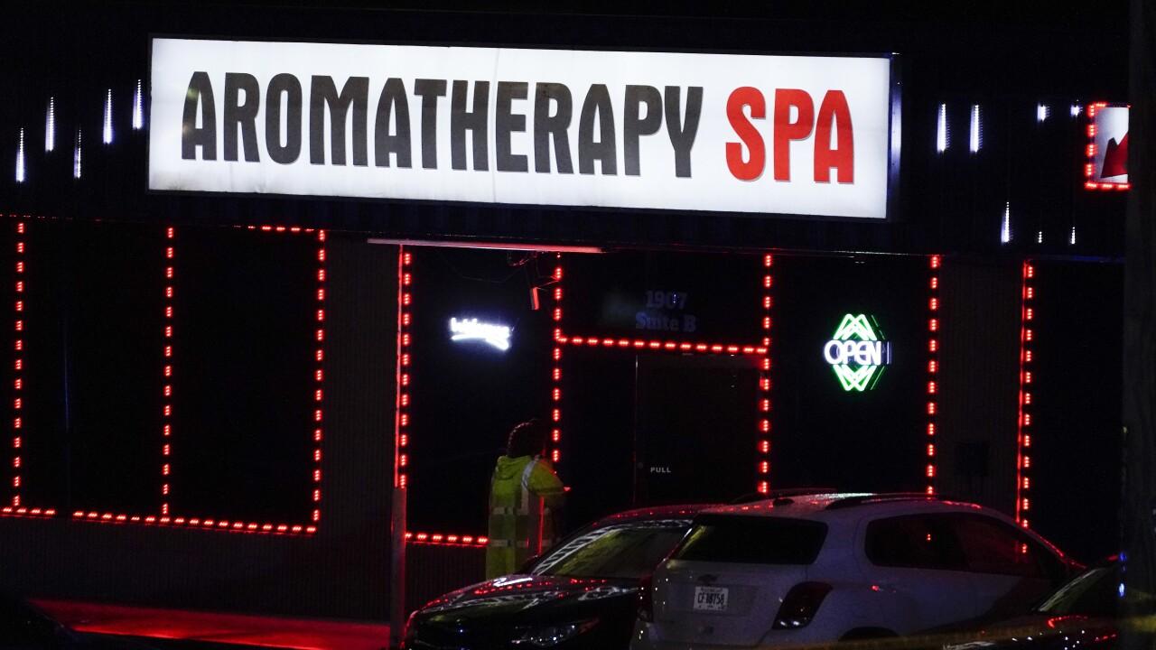 Massage Parlor Shooting