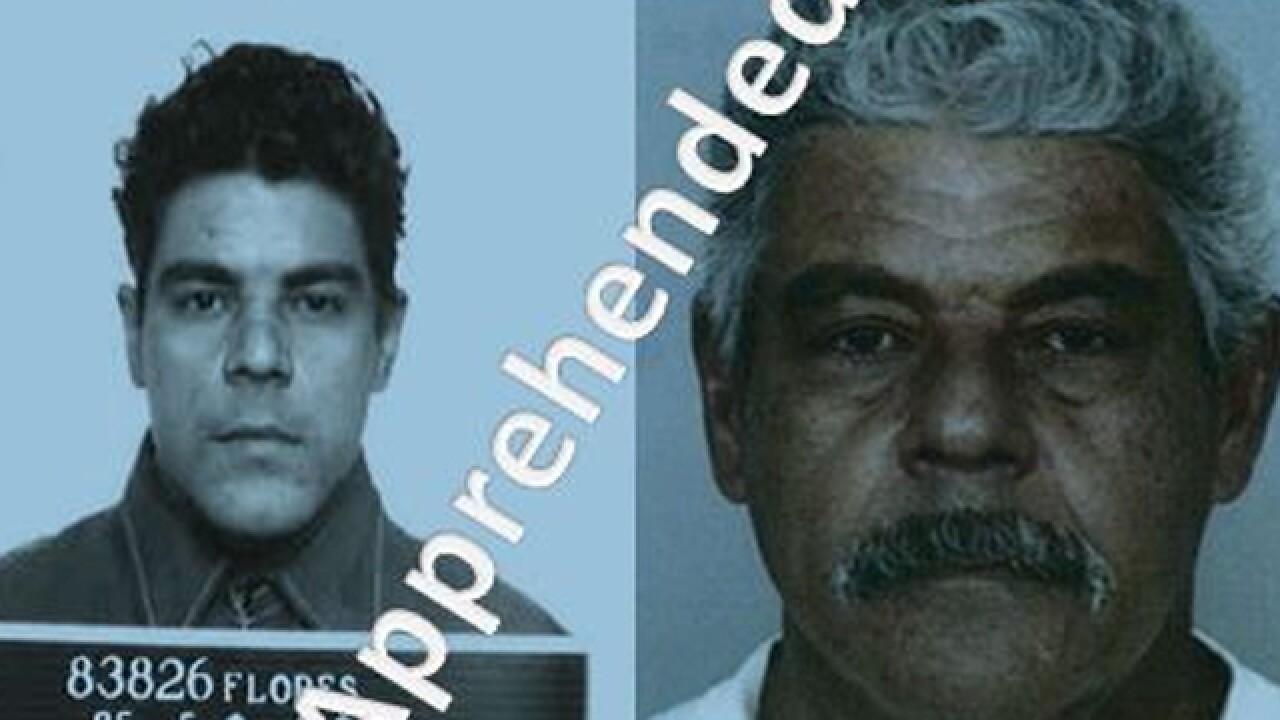 Ohio fugitive on the run since 1975 captured