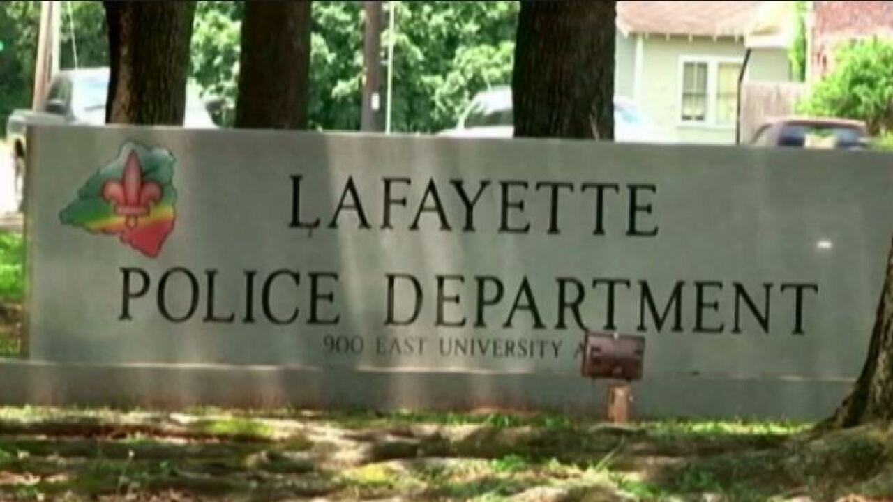 Lafayette PD showcased on 'Live PD' on A&E